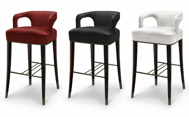 BRABBU's New Collection - Colorful Bar Stools 3