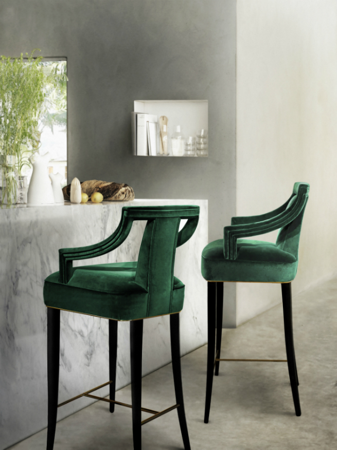 BRABBU's New Collection - Colorful Bar Stools 7