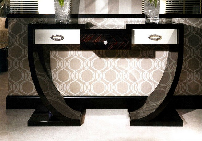 Edgy console tables for a modern home decor Edgy console tables for a modern home decorEdgy console tables for a modern home decor 1