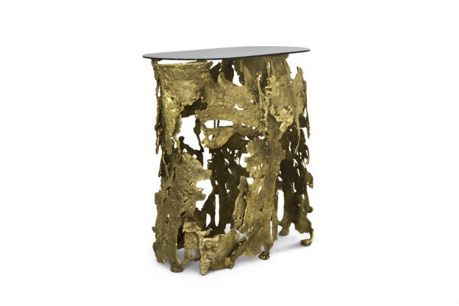 Edgy console tables for a modern home decor Edgy console tables for a modern home decorEdgy console tables for a modern home decor 5