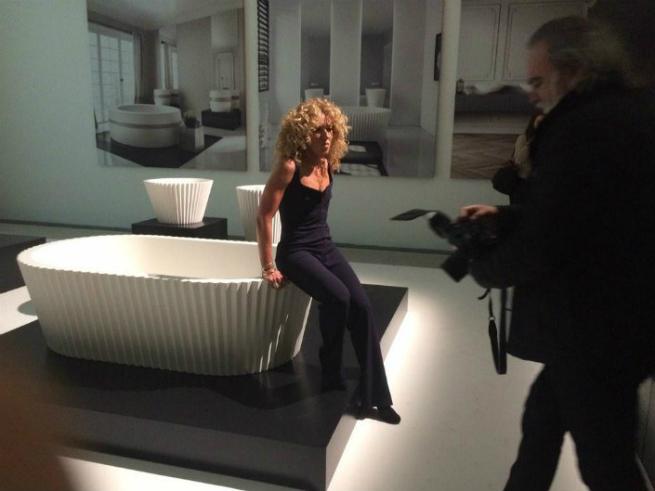 Kelly Hoppen Bathroom Ideas At M O Asia 2015 News Events By Brabbu Design Forces