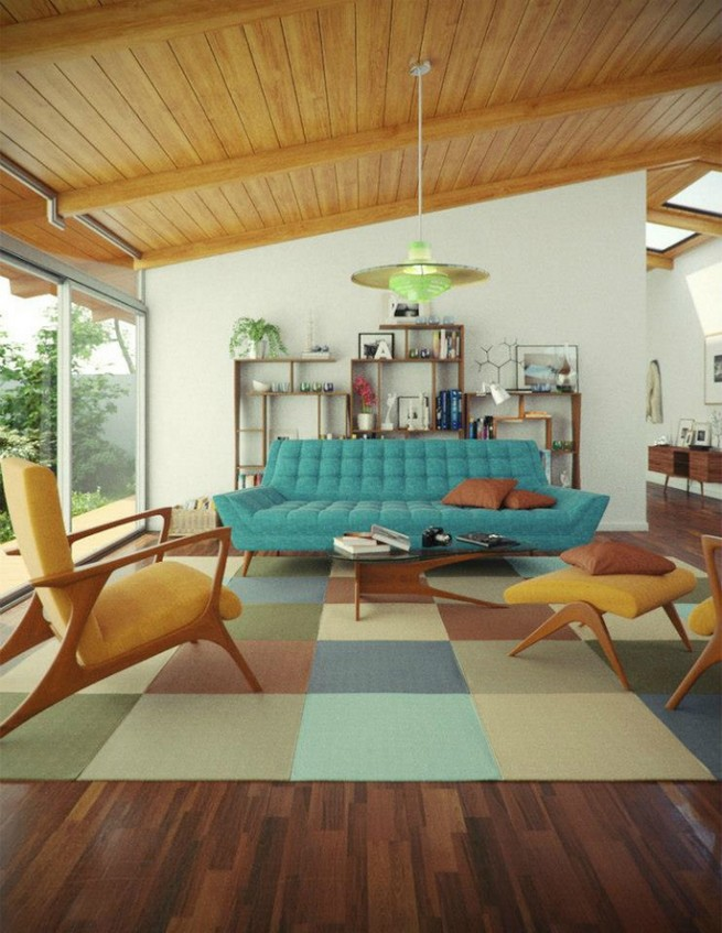 Living Room Decor Ideas With Mid Century Modern Sofas News Events By
