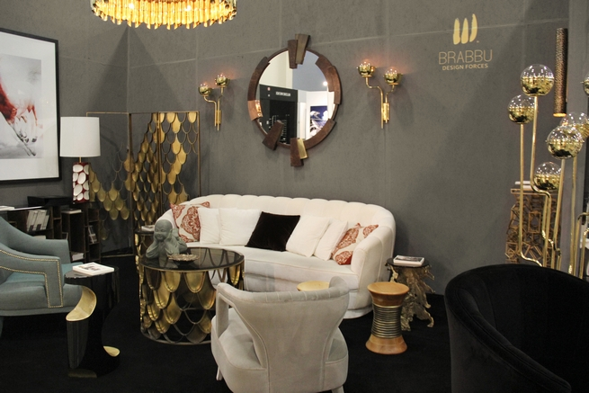 nature inspired designs conquer maison objet americas and icff news events by brabbu. Black Bedroom Furniture Sets. Home Design Ideas
