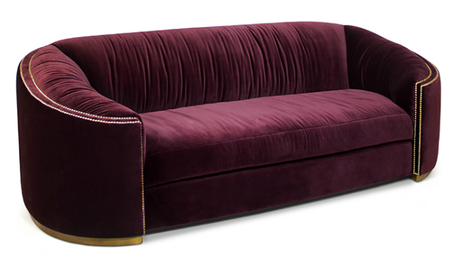 2015 Modern Living Room Trends - The Velvet Sofa 1 2015 Modern Living Room Trends – The Velvet Sofa2015 Modern Living Room Trends The Velvet Sofa 1