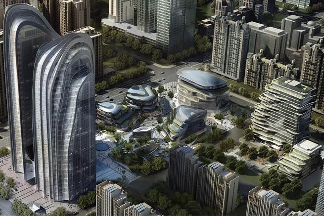 Armani designs residences in Beijing Armani designs residences in BeijingArmani designs residences in Beijing