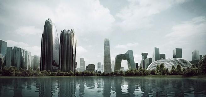 Armani designs residences in Beijing Armani designs residences in BeijingArmani designs residences in Beijing 1