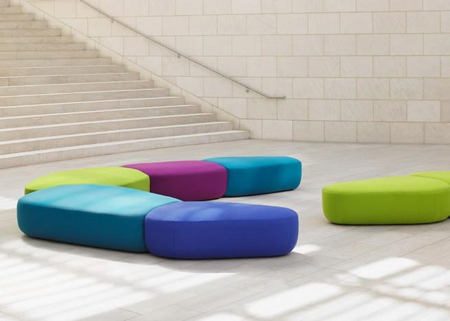 Bernhardt Design new colorful modular seating by Noé Duchaufour-Lawrance  Bernhardt Design new colorful modular seating by Noé Duchaufour-LawranceBernhardt Design new colorful modular seating by No   Duchaufour Lawrance
