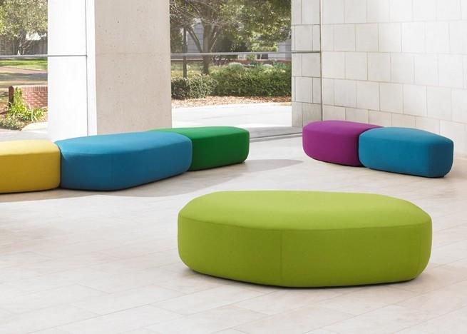 Bernhardt Design new colorful modular seating by Noé Duchaufour-Lawrance  Bernhardt Design new colorful modular seating by Noé Duchaufour-LawranceBernhardt Design new colorful modular seating by No   Duchaufour Lawrance 1