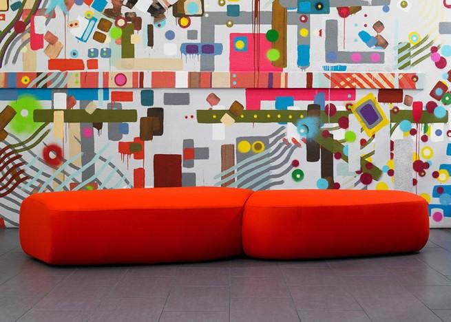 Bernhardt Design new colorful modular seating by Noé Duchaufour-Lawrance  Bernhardt Design new colorful modular seating by Noé Duchaufour-LawranceBernhardt Design new colorful modular seating by No   Duchaufour Lawrance 2