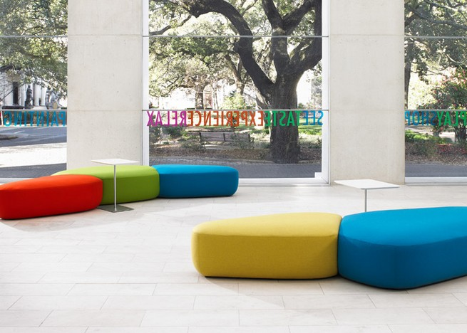 Bernhardt Design new colorful modular seating by Noé Duchaufour-Lawrance  Bernhardt Design new colorful modular seating by Noé Duchaufour-LawranceBernhardt Design new colorful modular seating by No   Duchaufour Lawrance 4