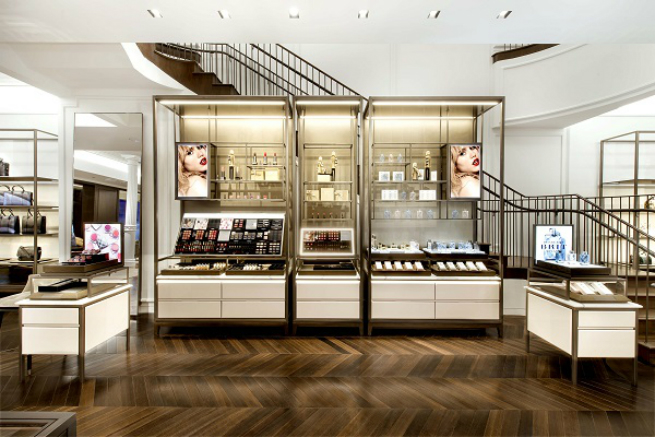 Burberry Opens Its New Expanded Store In Soho NYC 2