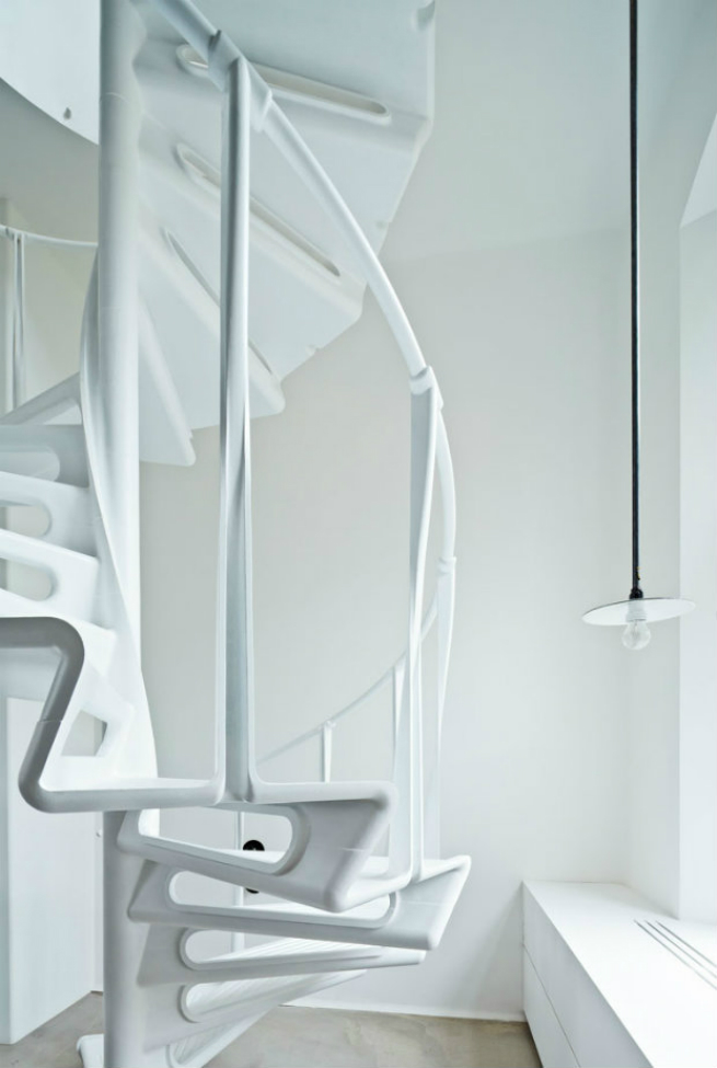 Discover the new interior design showroom by Roderick Vos Studio's 9