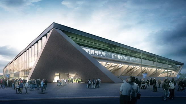 Football architecture: Herzog & De Meuron's football stadium's projects Football architectureFootball architecture: Herzog & De Meuron's football stadium's projectsFootball architecture Herzog De Meuron   s football stadium   s projects 7