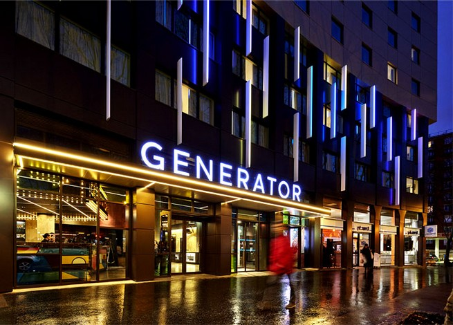 Leading hotels of the world: Generator Paris by Anwar Mekhayech Leading hotels of the world: Generator Paris by Anwar MekhayechLeading hotels of the world Generator Paris by Anwar Mekhayech