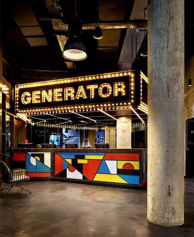 Leading hotels of the world: Generator Paris by Anwar Mekhayech Leading hotels of the world: Generator Paris by Anwar MekhayechLeading hotels of the world Generator Paris by Anwar Mekhayech 1