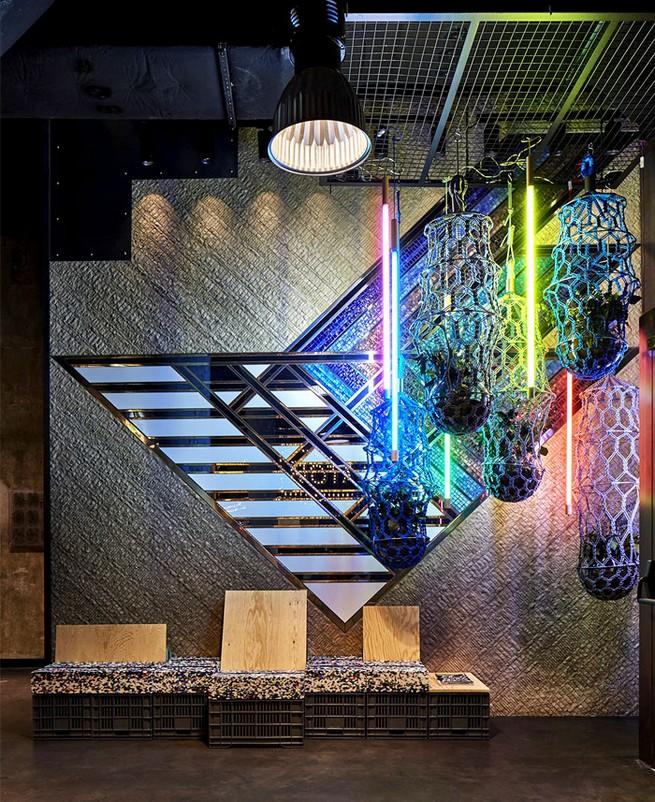 Leading hotels of the world: Generator Paris by Anwar Mekhayech