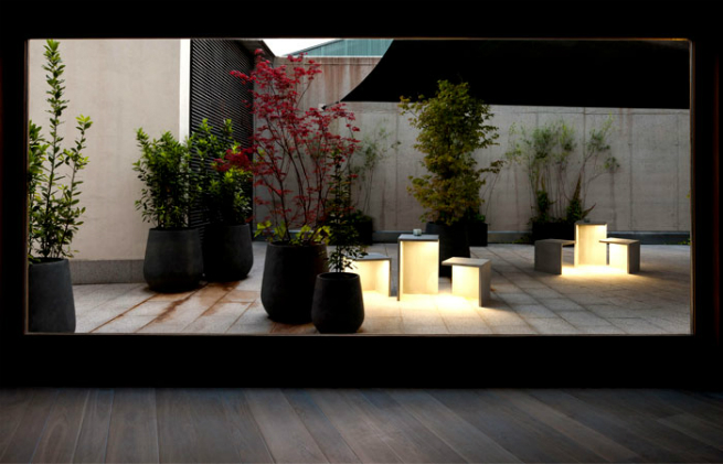 """Light meets Furniture - The Empty Project by VIBIA  2 Furniture meets Light – The """"Empty"""" Project by VIBIALight meets Furniture The Empty Project by VIBIA 2"""