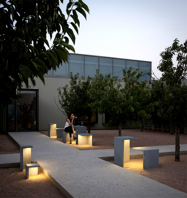 """Light meets Furniture - The Empty Project by VIBIA  3 Furniture meets Light – The """"Empty"""" Project by VIBIALight meets Furniture The Empty Project by VIBIA 3"""