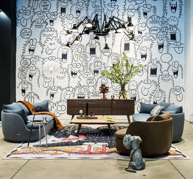 Moooi opens new showroom in NYC Moooi opens new showroom in NYCMoooi opens new showroom in NYC 2