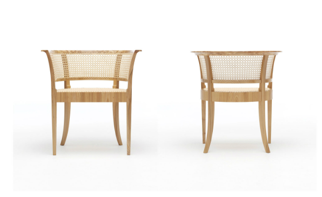 Rud. Rasmussen celebrates 100 years of Kaare Klint's Faaborg Chair with Special Editions 3 Rud. Rasmussen celebrates 100 years of Kaare Klint's Faaborg Chair with Special EditionsRud