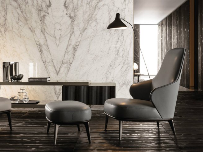 The new Minotti Armchairs are elegant and protective 5 The new Minotti Armchairs are elegant and protectiveThe new Minotti Armchairs are elegant and protective 5
