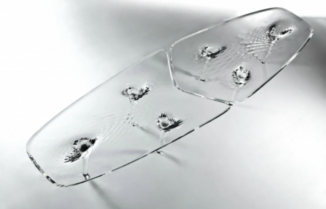 Zaha Hadid Just expanded her glacial art collection 3