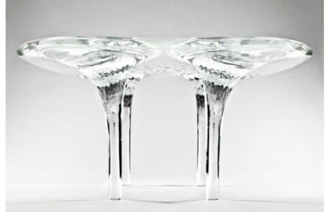 Zaha Hadid Just expanded her glacial art collection 4