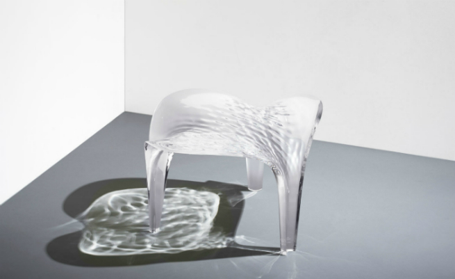 Zaha Hadid Just expanded her glacial art collection 5