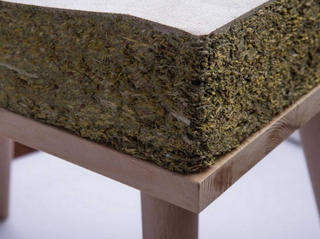 Chayr: The new seat made from hay and grass by Henry&Co Chayr: The new seat made from hay and grass by Henry&CoChayr The new seat made from hay and grass by HenryCo 21
