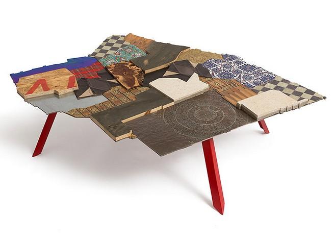 Ezri Tarazi's Jerusalem Tables inspired by the city's demographics