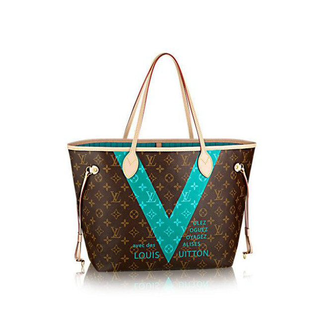Louis Vuitton Pay Homage To The Colors Of Summer News Events By Brabbu Design Forces