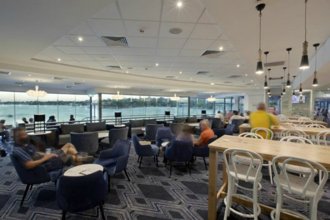 Sidney Rowing Club uses BRABBU's DALYAN Armchair in its lounge area 5 Sydney Rowing Club uses BRABBU's DALYAN Armchair in its lounge areaSidney Rowing Club uses BRABBUs DALYAN Armchair in its lounge area 5