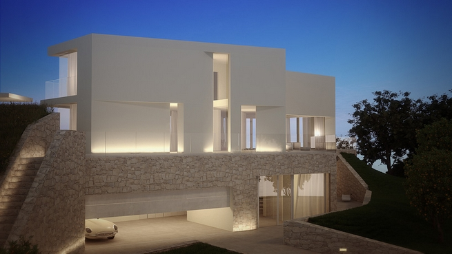The new project by Ramón Esteve has a breathtaking view to the Mediterranean 2 The new project by Ramón Esteve has a breathtaking view to the MediterraneanThe new project by Ram  n Esteve has a breathtaking view to the Mediterranean 2