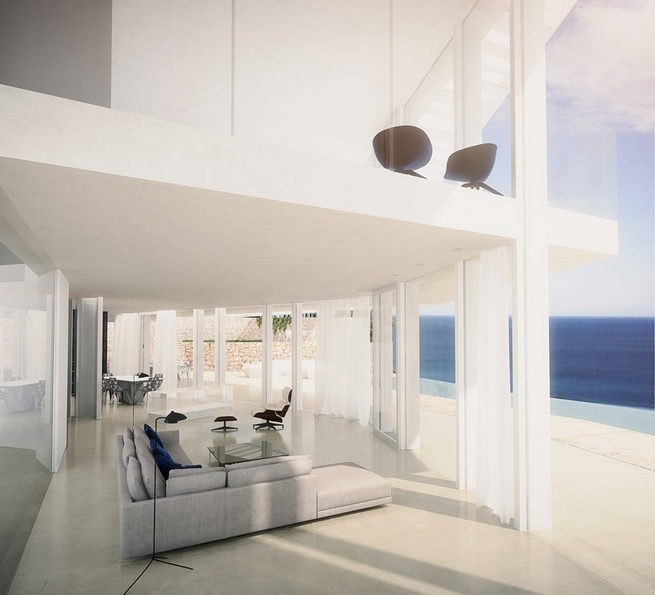 The new project by Ramón Esteve has a breathtaking view to the Mediterranean 6 The new project by Ramón Esteve has a breathtaking view to the MediterraneanThe new project by Ram  n Esteve has a breathtaking view to the Mediterranean 6
