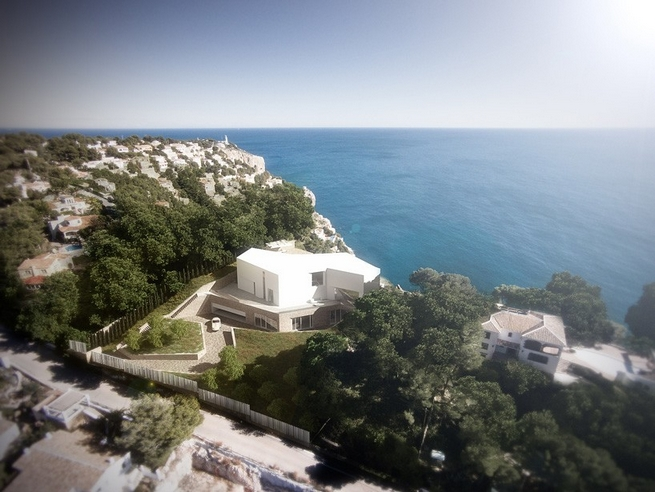 The new project by Ramón Esteve has a breathtaking view to the Mediterranean 9 The new project by Ramón Esteve has a breathtaking view to the MediterraneanThe new project by Ram  n Esteve has a breathtaking view to the Mediterranean 9