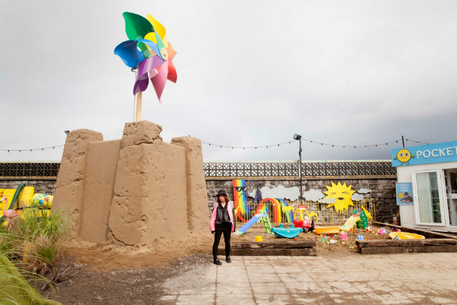 banksy dismaland pictures banksy pictures 3 Banksy's Dismaland in pictures: where dreams become the society's realitybanksy dismaland pictures banksy pictures 3