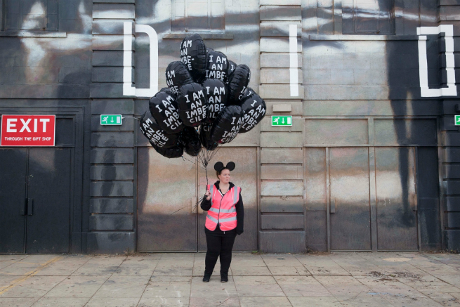banksy dismaland pictures banksy pictures 5 Banksy's Dismaland in pictures: where dreams become the society's realitybanksy dismaland pictures banksy pictures 5