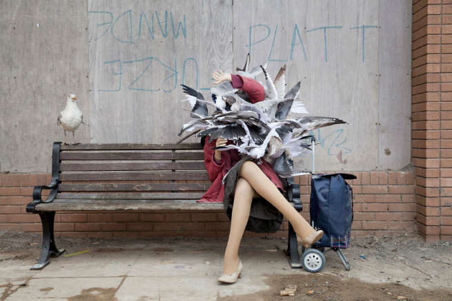 banksy dismaland pictures banksy pictures 7 Banksy's Dismaland in pictures: where dreams become the society's realitybanksy dismaland pictures banksy pictures 7