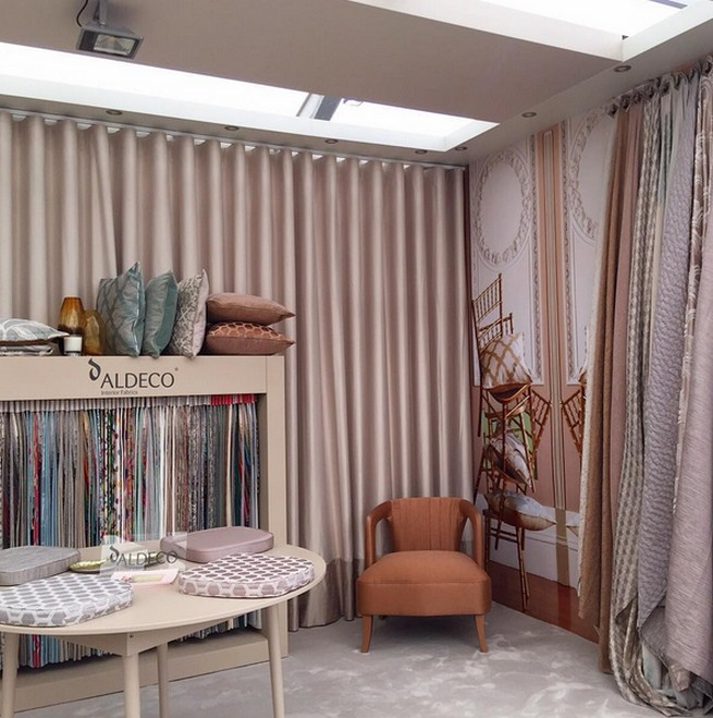 Decorex 2015 London News exclusive highlights of Day one Decorex 2015 London News: exclusive highlights of Day oneDecorex 2015 London News exclusive highlights of Day one 7