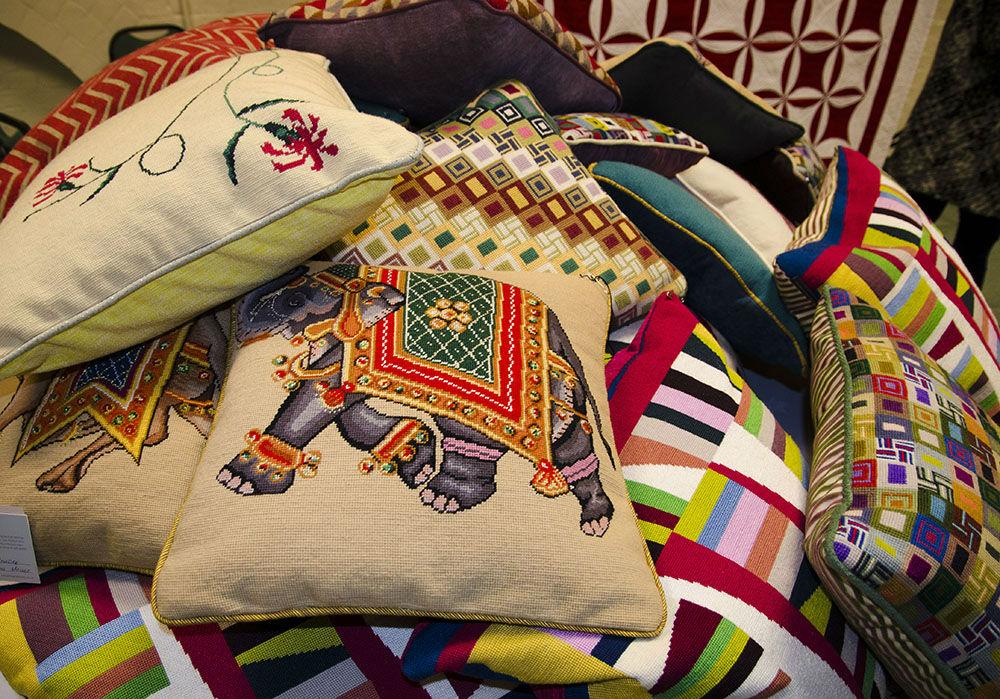 FCW Cushions Decorex 2015 News – Meet the charity partnerFCW Cushions