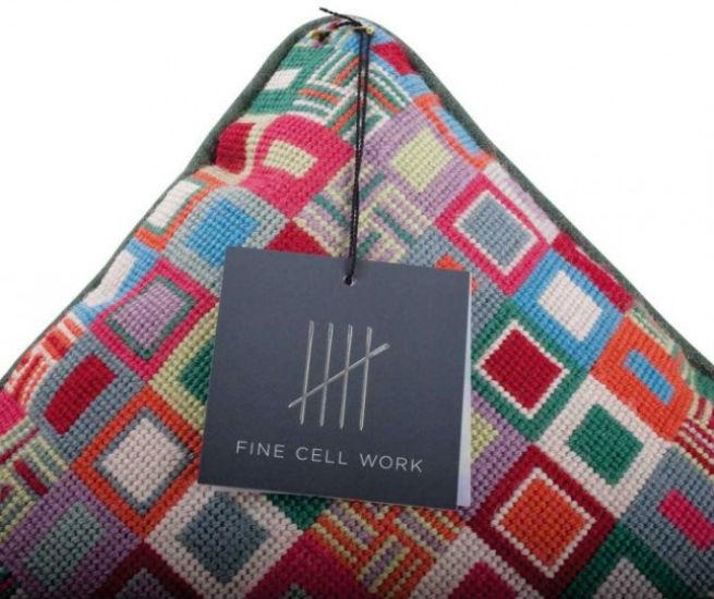 Fine Cell Work Brand Decorex 2015 News – Meet the charity partnerFine Cell Work Brand