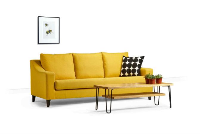 Foto de capa Roger Lewis iconic sofas in exhibition at 100% Design 2015Foto de capa
