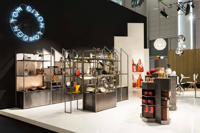Tom dixon s new home acessories collection premiere at m o paris 2015 n - Expo maison et objet ...