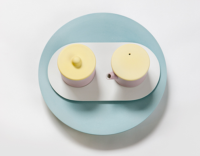 Upcoming material trends by Scholten & Baijings