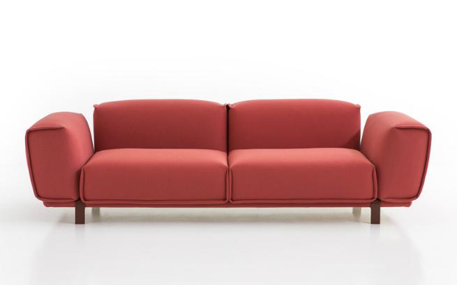"design furniture new products modern interior design 2 Patricia Urquiola's new ""Bold Sofa"" for Morosodesign furniture new products modern interior design 2"