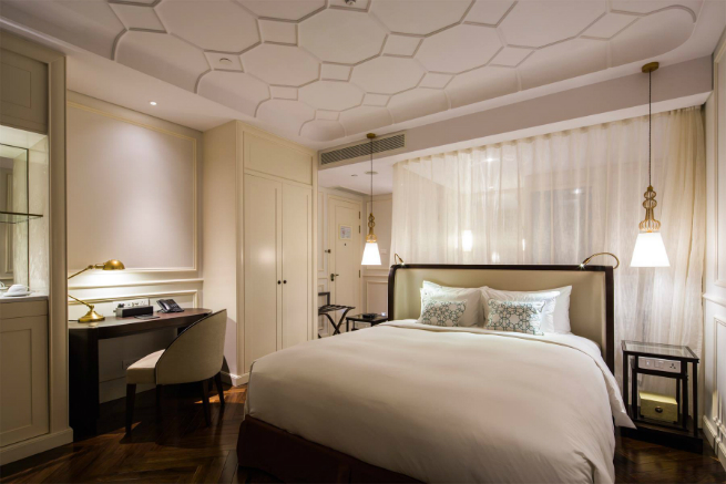 Hotel des arts saigon takes guests on a journey of for Leading boutique hotels of the world