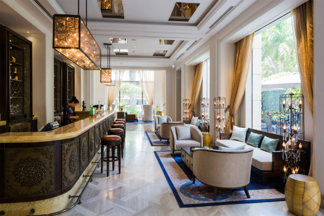 Hotel Des Arts Saigon Takes Guests On A Journey Of