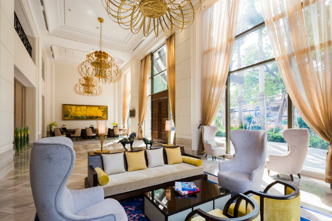 Hotel des arts saigon takes guests on a journey of - Boutique art deco paris ...