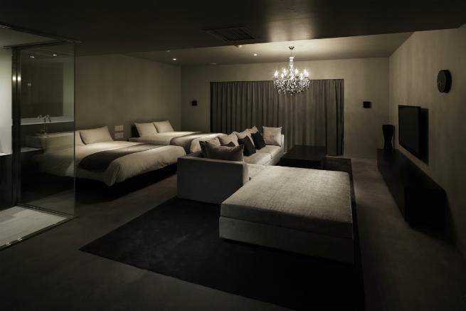 leading hotels of the world yoy design studio Granbell Hotel Shibuya