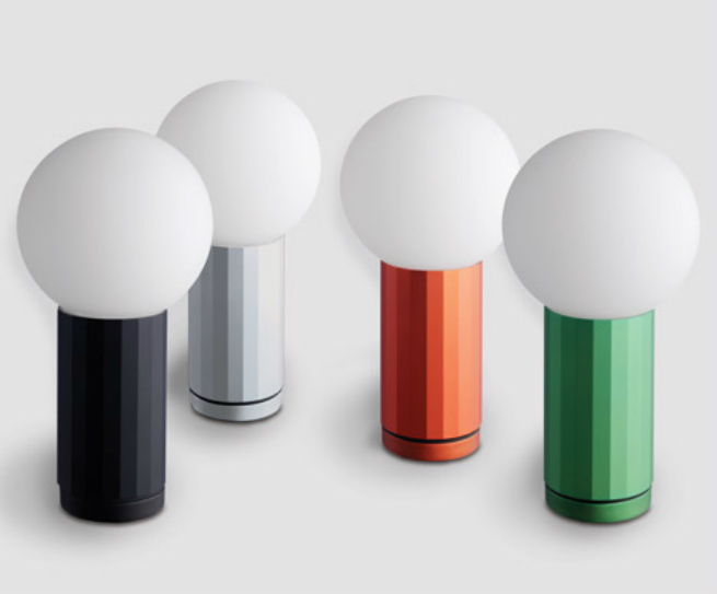 rotating table lamp Joel Hoff new rotating table lamp on exhibition at London Design Festival 2015rotating table lamp
